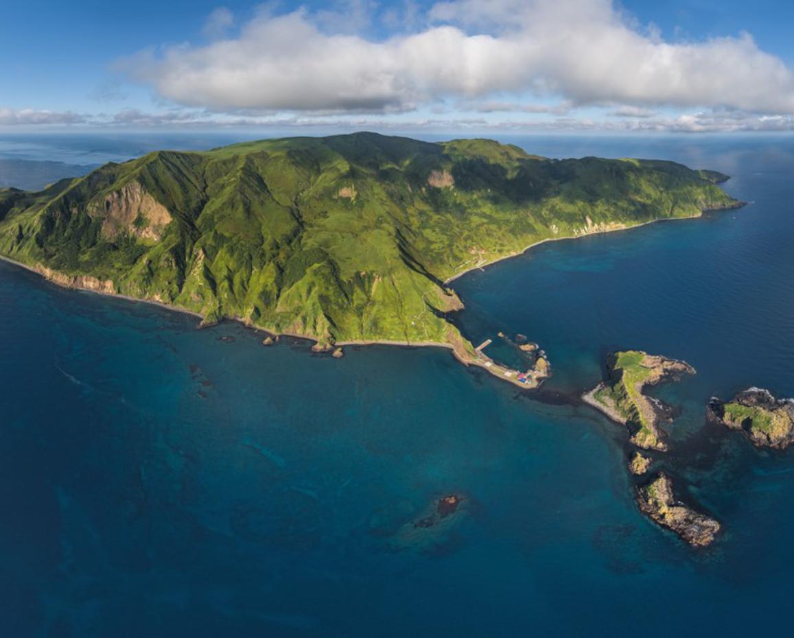 Юго-Западная акватория о.Сахалин Экологически чистый районОтсутствие вредных производств