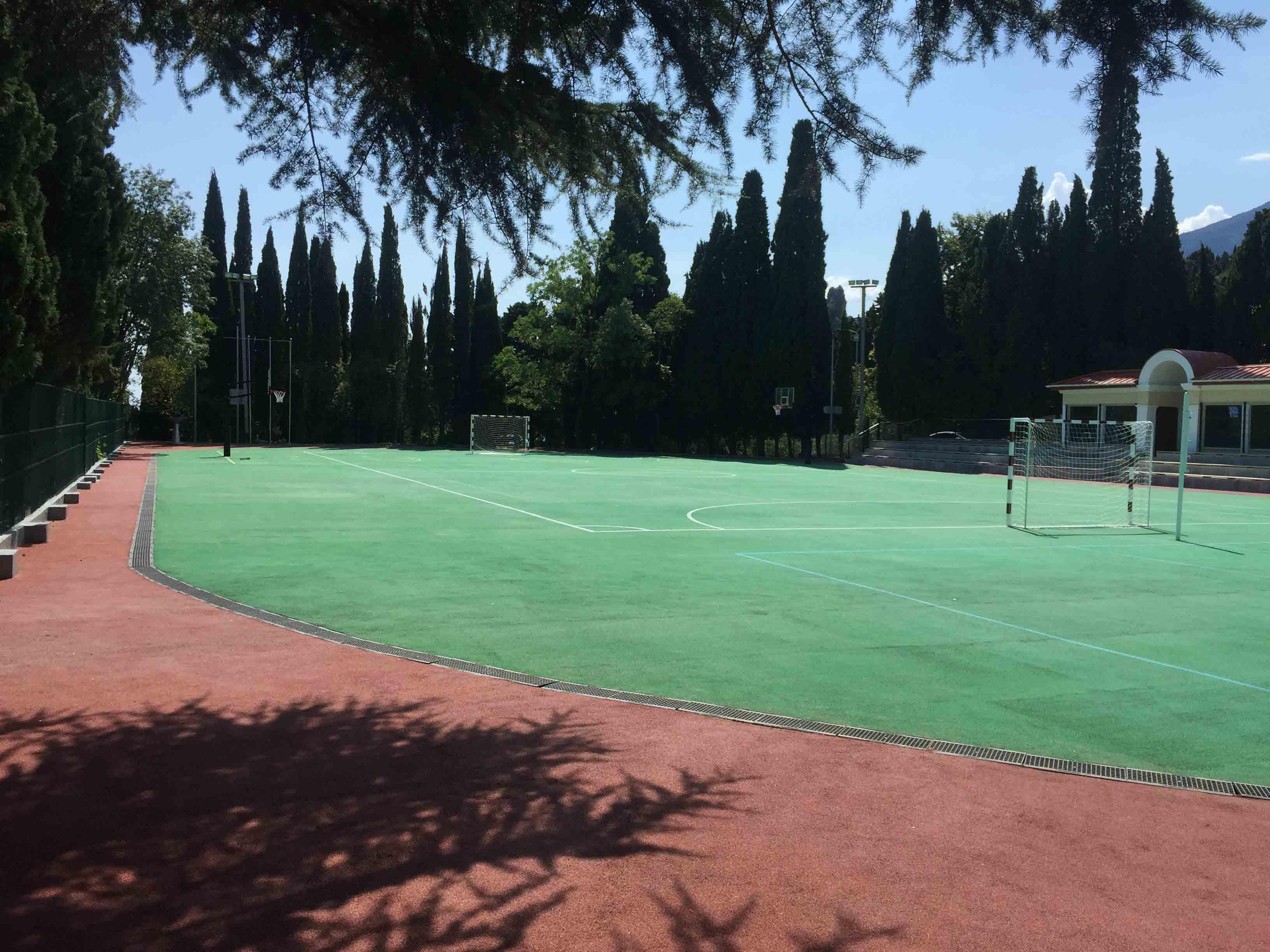 Футбольное поле Артек