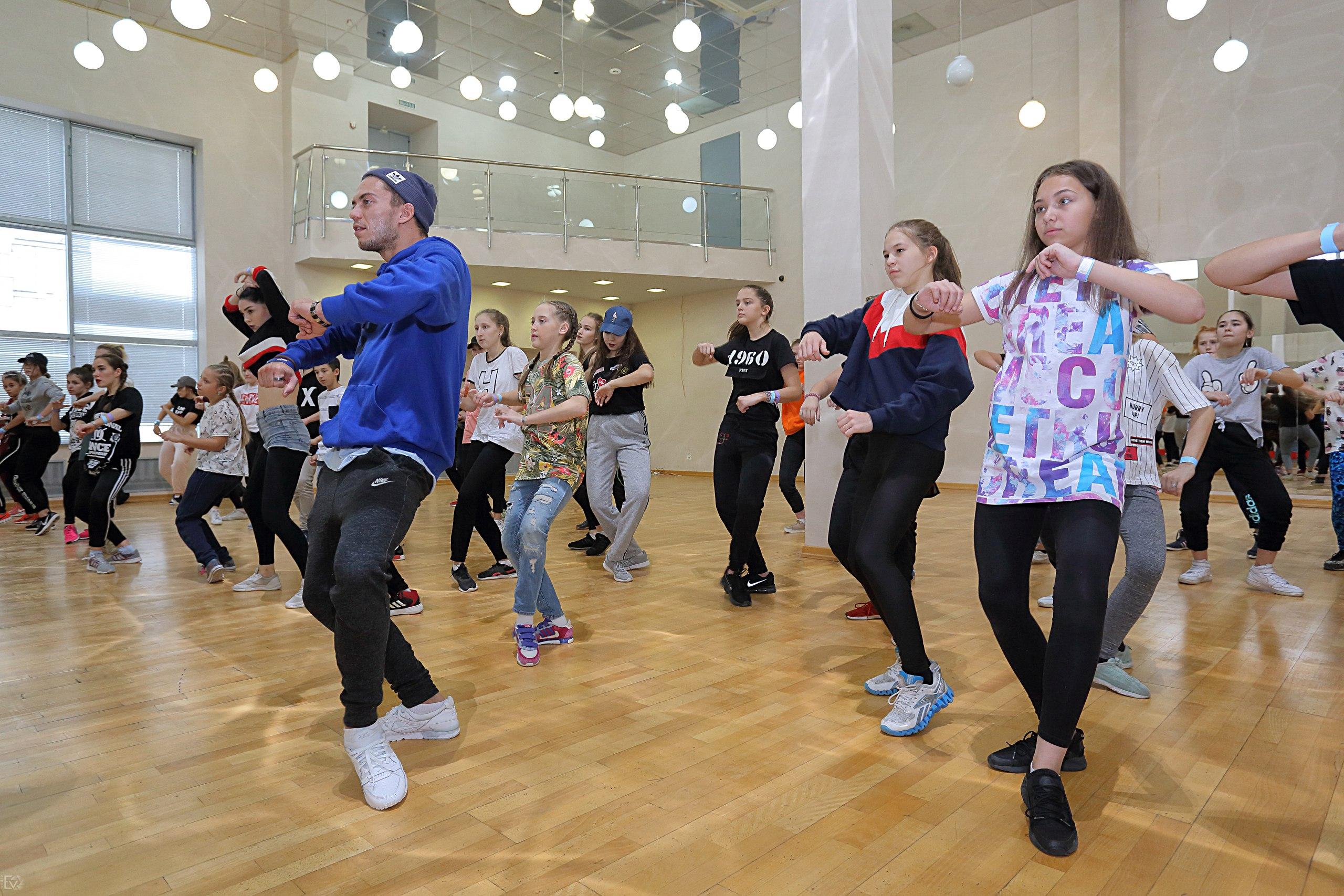 Постановки от приглашенных топ хореографов России