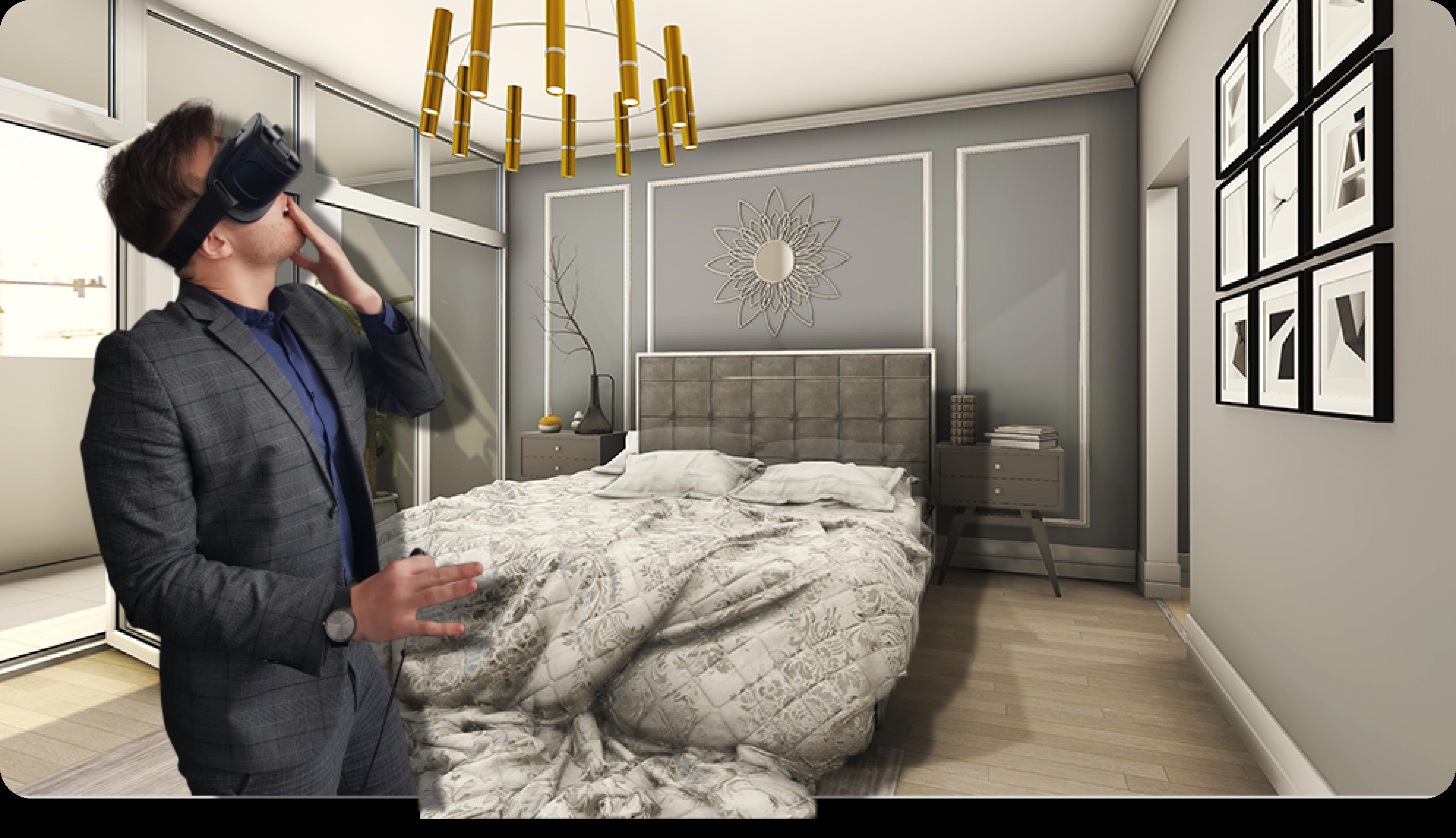 Виртуальная реальность (VR)