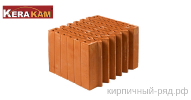 Керамические блоки Kaiman`30,АО СККМ, г. Самара