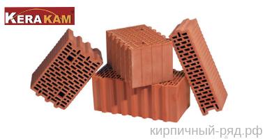 Керамические блоки Kerakam, АО СККМг. Самара