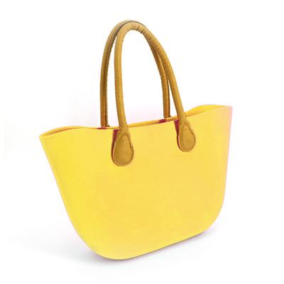 Модель ЛодочкаЦвет: желтый