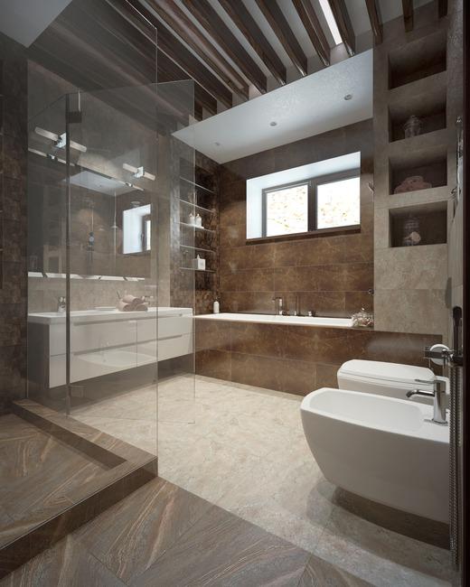 Ванная комнатаМоем ванну, душевую кабинуМоем и обеззараживаем сантехникуМоем потолок и стены на всю высотуПротираем полки и зеркалаЧистим парогенератором труднодоступные места