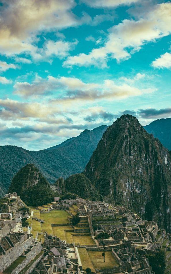 Machu Picchu station, Aguas Calientes, Peru