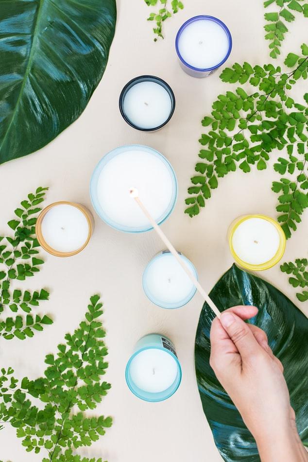Набор ароматических свечей4 800 p.