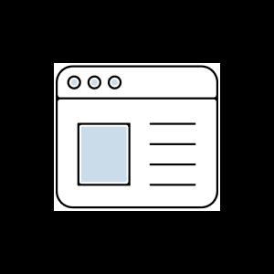 САЙТЫ ИНТЕГРИРОАНЫ В СRMСоздайте свой сайт внутри SalesBringer и он сразу будет подключен к CRM