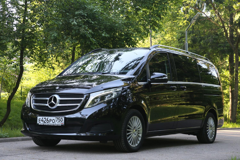 Mercedes-Benz Vito/V-class