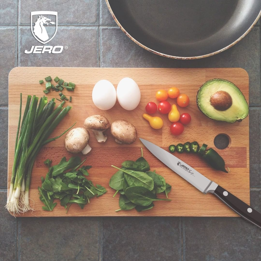 Кухонные ножи из Японии и Европы