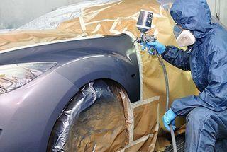Для покраски автомобиля