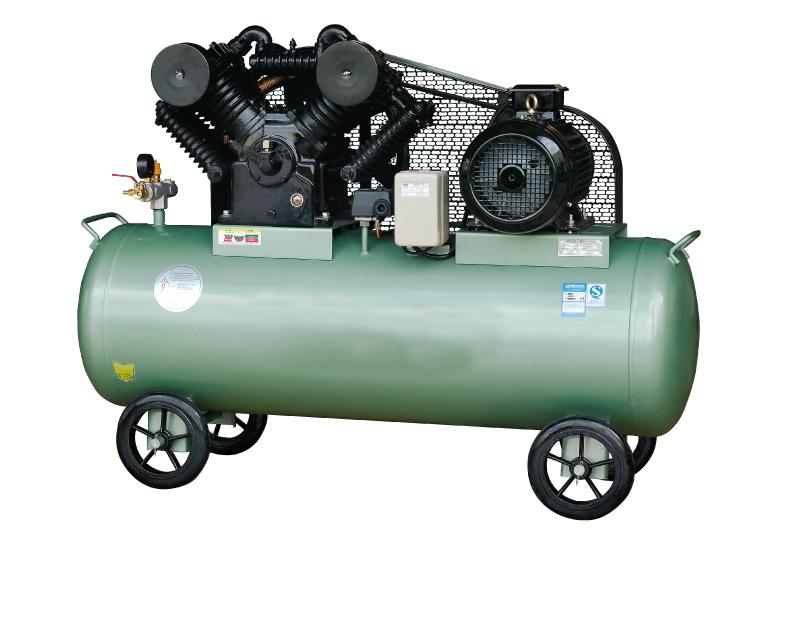 Двухступенчатый поршневой компрессор с ременным приводом 7.5 кВт