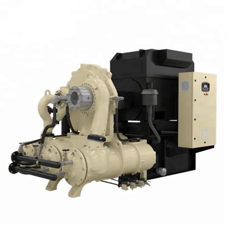 Преимущества наших центробежных компрессоров