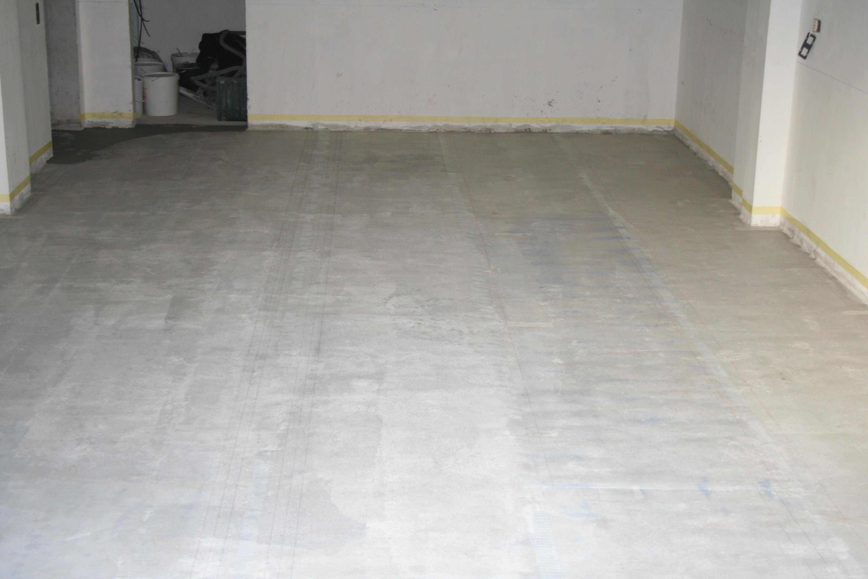Inaltarea Pardoselii max 4 mmSolutieMicrocimentLiving 120 m2, Bucuresti