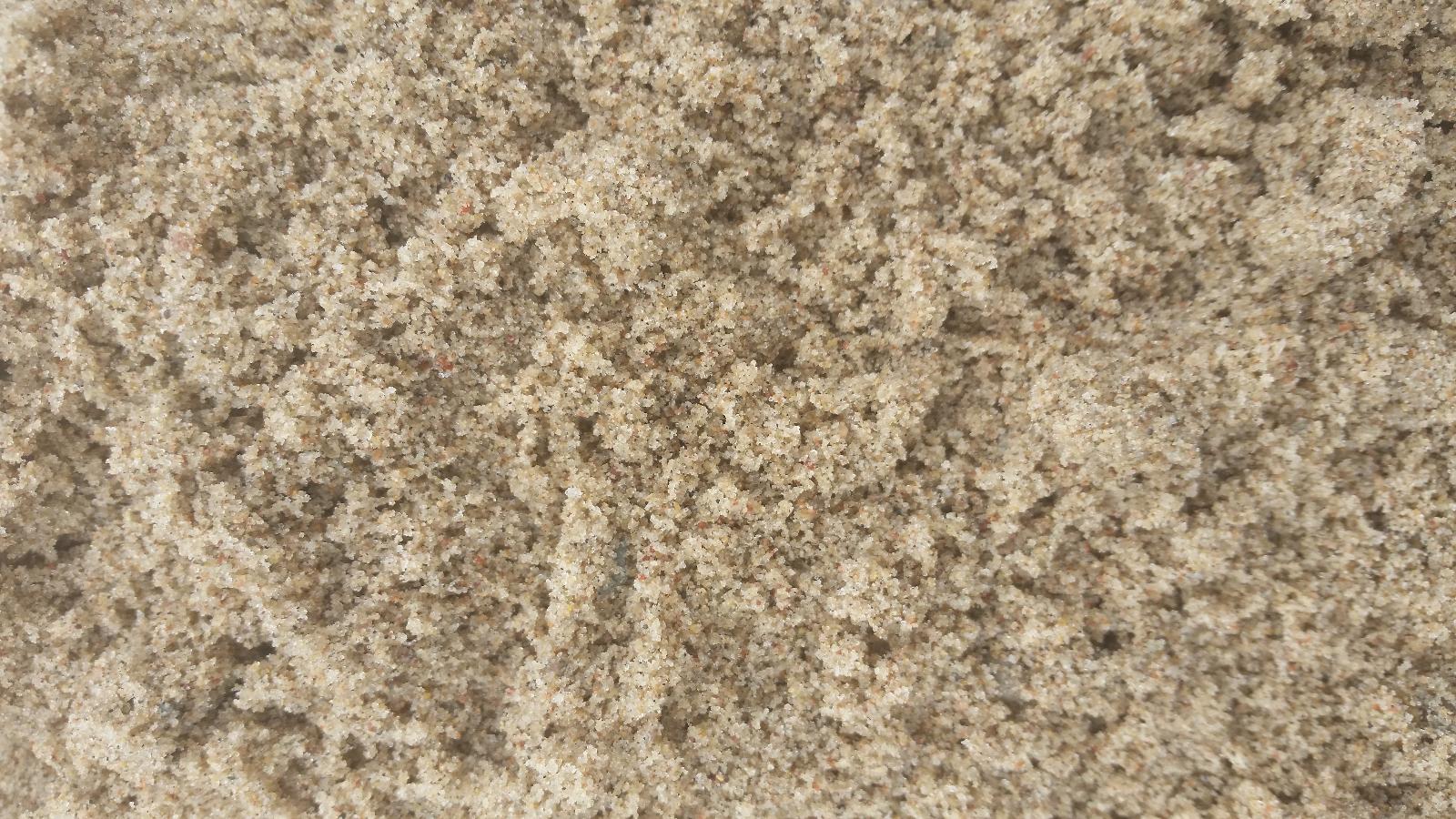 песок 1класс средней крупности (2.2 модуль крупности)
