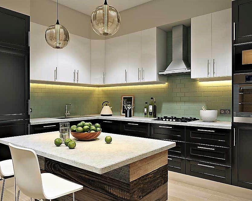 Кухня стиль неоклассикаот 110000 руб.МДФ,ЛДСП Egger, фурнитура Blum