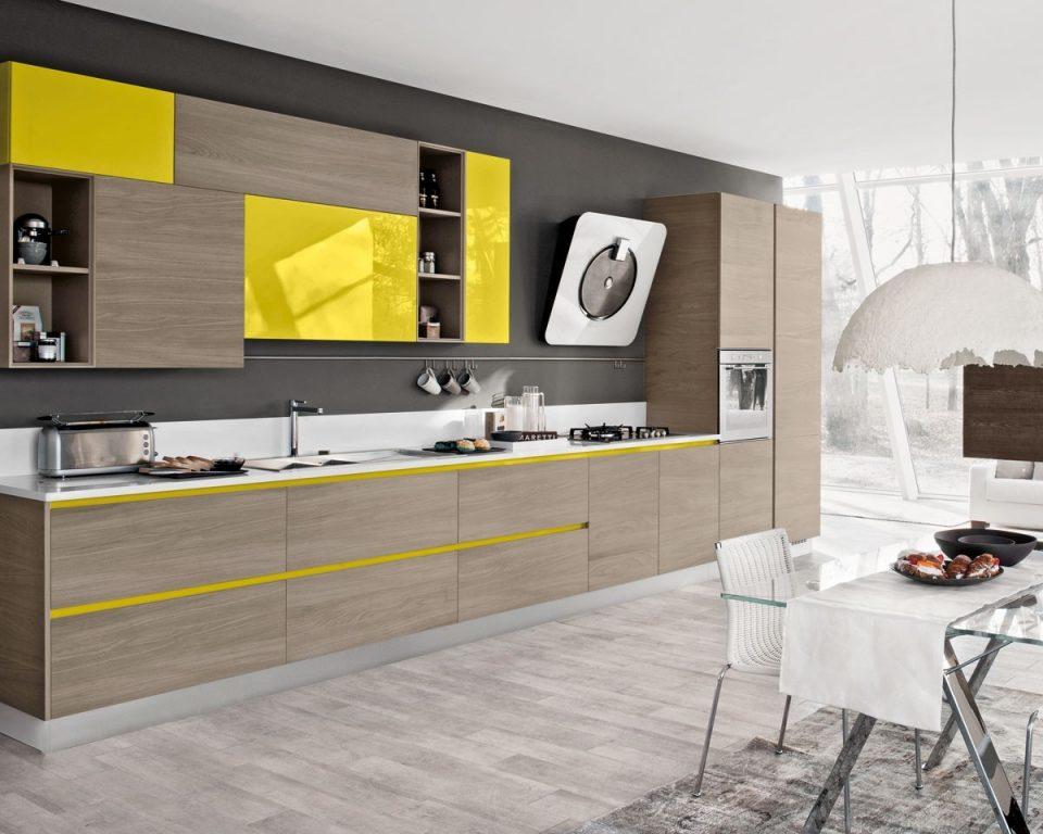 Кухня стиль модернот 90000 руб.МДФ,ЛДСП Egger, фурнитура Blum
