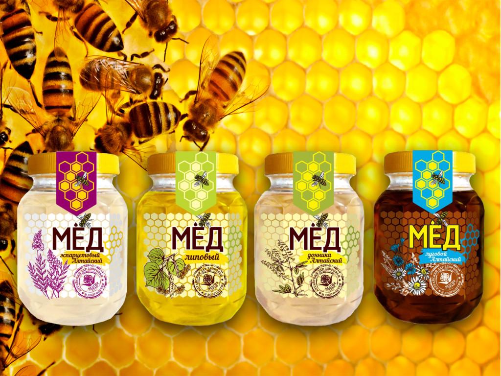 Вкуснейший Алтайский мёд
