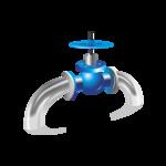 Теплоизоляция трубопроводов горячего и холодного водоснабжения, паропроводов, воздуховодов для систем кондиционирования, систем охлаждения. Используется для исключения конденсата на трубах холодного водоснабжения и снижения теплопотерь в системах отопления.