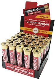 Энергетическая жевательная резинка ENERGON