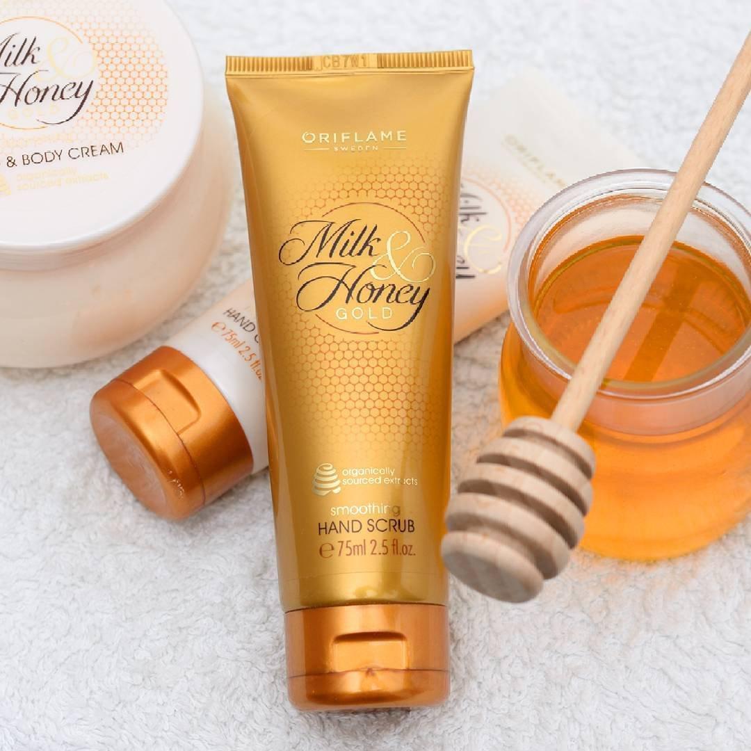 Серия Milk&Honey в магазин