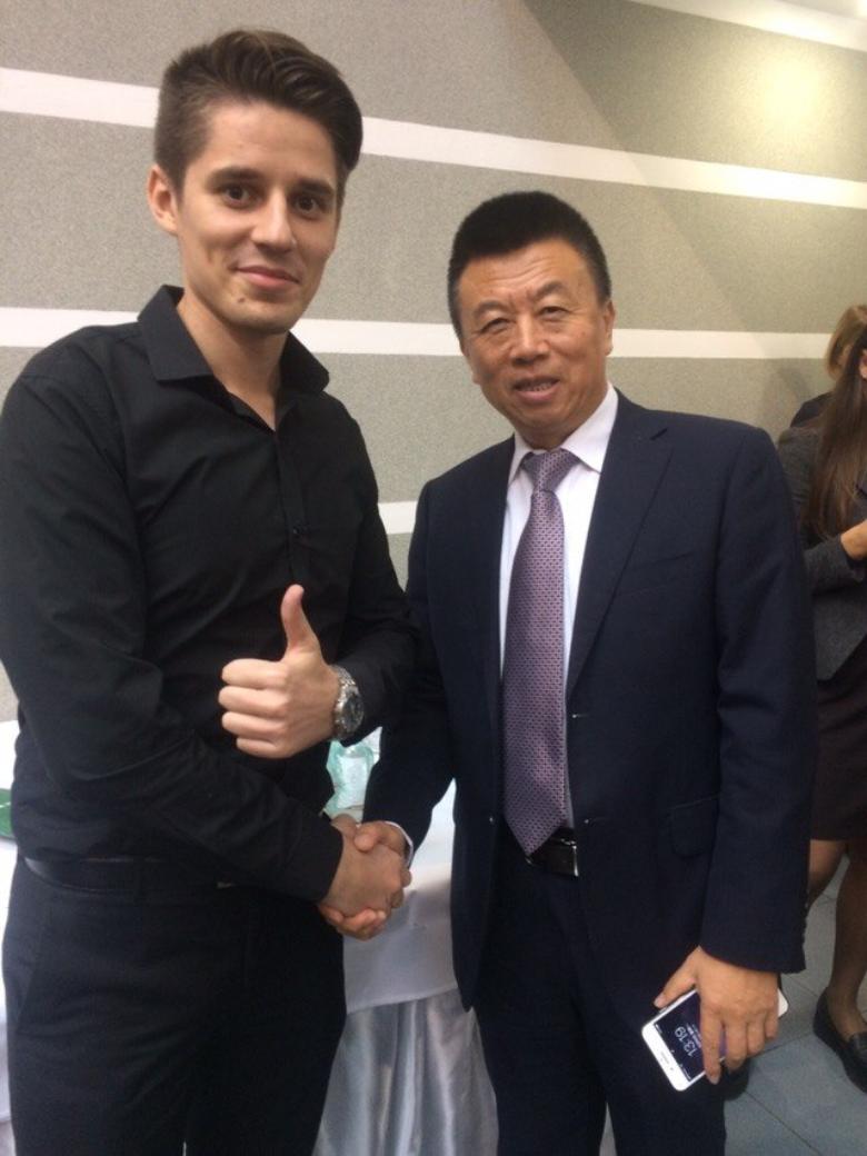 Главный по контролю КачестваПоденко МаксимАккаунт во ВконтактеАккаунт в Instagram