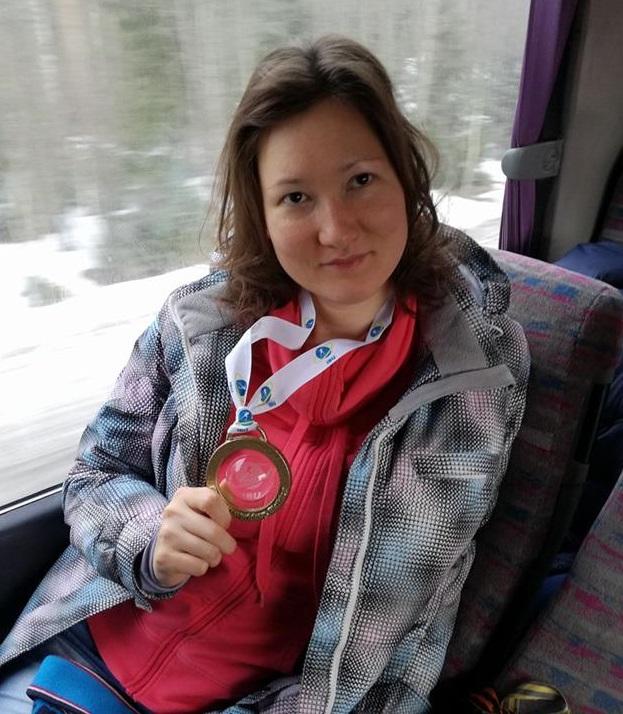 Медаль Фуркада едет в Россию!
