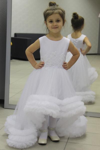 Платья из коллекцииPrincessПлатье на прокат для любого праздника: утренник, день рождения, выпускной