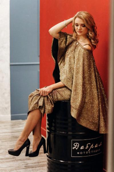 Платье GOLDРазмер 42-48