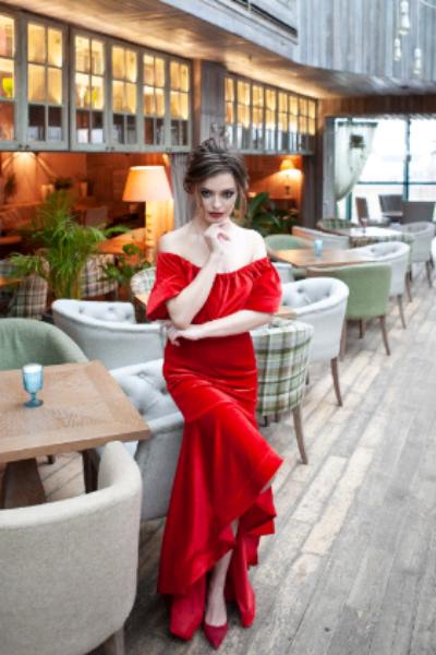 Платье REDРазмер 42-46