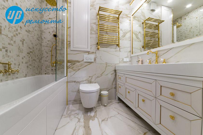 Ванная КомнатаСовременные ванные комнаты - это игра цветом и формами, материалами и фактурой, разнообразие сантехники и мебели, сочетания натуральных оттенков и текстур.