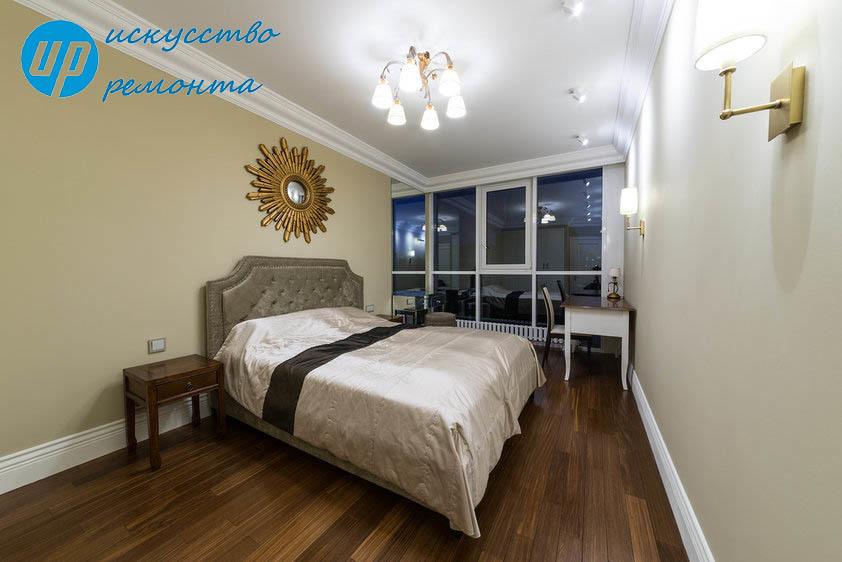 Спальная КомнатаДизайн спальни может быть выполнен во множестве различных стилистик, однако основной его функцией должно быть создание уютной, умиротворяющей атмосферы.