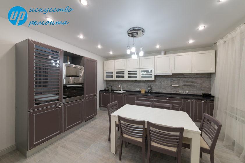 КухняПравильно подобранный дизайн кухни станет залогом хорошего настроения не только главного повара в семье, но и всех членов семьи, гостей и домашних питомцев.