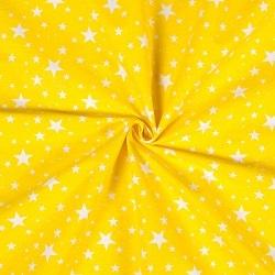 Подушка U340 и наволочка Звёздочки на жёлтом