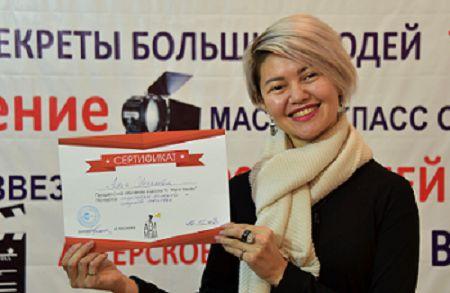 История Алии Искакой, выпускницы Школы TV «AlemMedia»