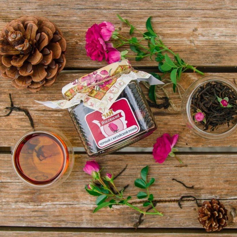 Иван-Чай из цельного листа и травы