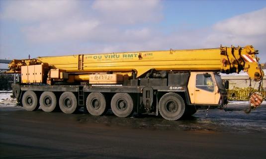 Автокран — 140 тоннМаксимальный вылет стрелы - 60 метровЦена:Договорная