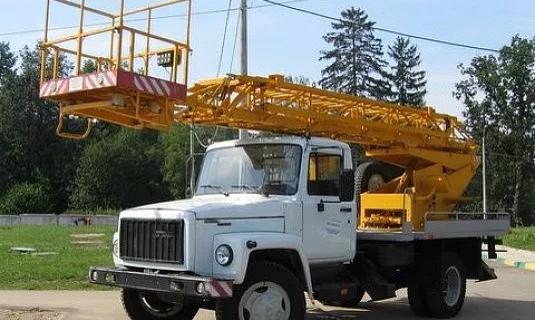 Автовышка — 18 метровЦена: 1 200руб/час