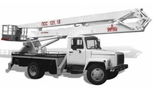 Автовышка — 22 метраЦена: 1 200руб/час