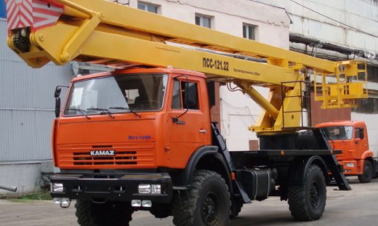 Автовышка — 22 метраЦена: 1 300руб/час