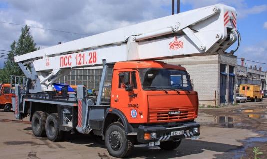 Автовышка — 28 метровЦена: 1 500руб/час