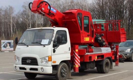 Автовышка — 28 метраЦена: 1 600руб/час