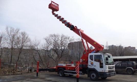 Автовышка — 40 метровЦена: 3 500руб/час