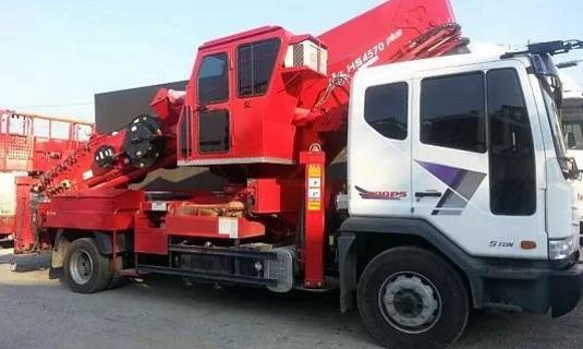 Автовышка — 45 метровЦена: 3 600руб/час
