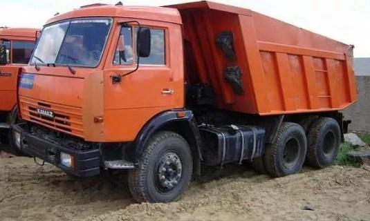 Самосвал КАМАЗ — 15 тоннЦена: 1 400руб/час