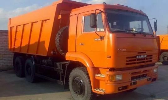 Самосвал КАМАЗ — 20 тоннЦена: 1 500руб/час