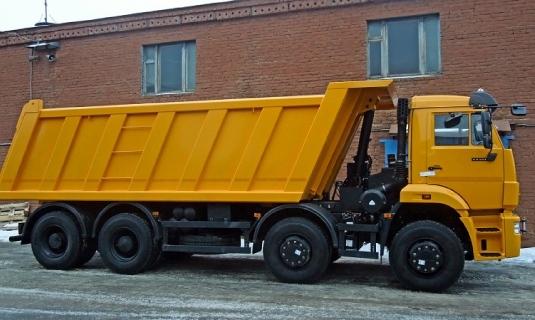 Самосвал КАМАЗ — 25 тоннЦена: 1 600руб/час