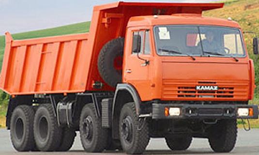 Самосвал КАМАЗ — 30 тоннЦена: 1 700руб/час