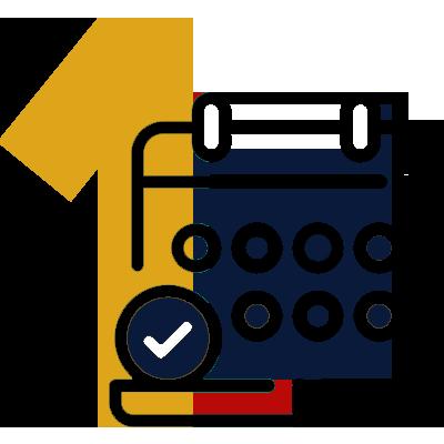 Заботливый менеджментНа каждом этапе подготовки, начиная с момента обработки заявки, предоставляем консультативную помощь по любым вопросам организации трансляции; берём на себя мониторинг техспециалистов, задействованных в эфире. На нас можно положиться!