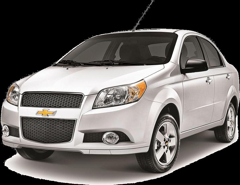 Chevrolet Aveo T250 (2006-2012)