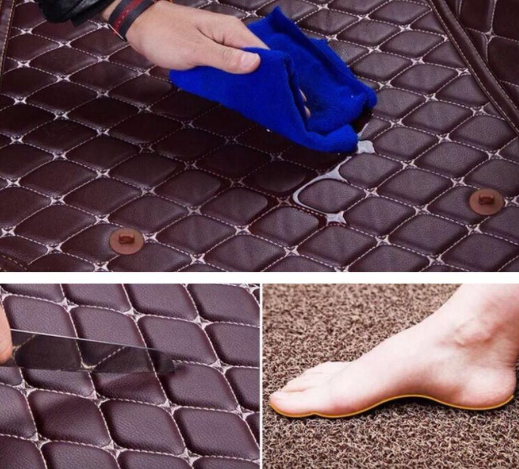 Легкая очищаемость от загрязнений и устойчивость к механическим повреждениям. Мягкие материалы для изготовления ворсовых ковров.